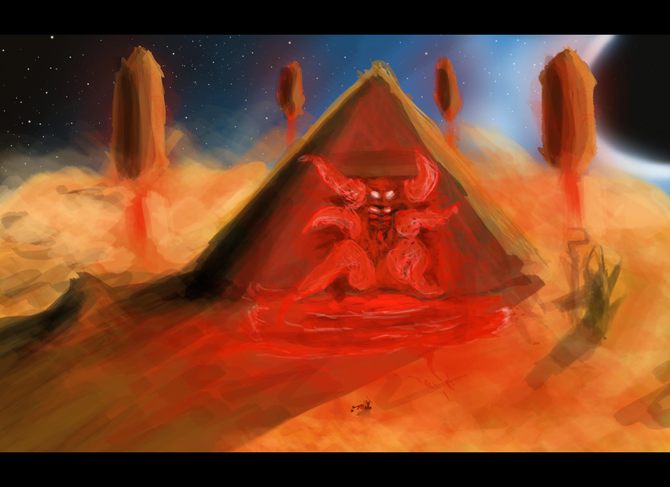Blood God