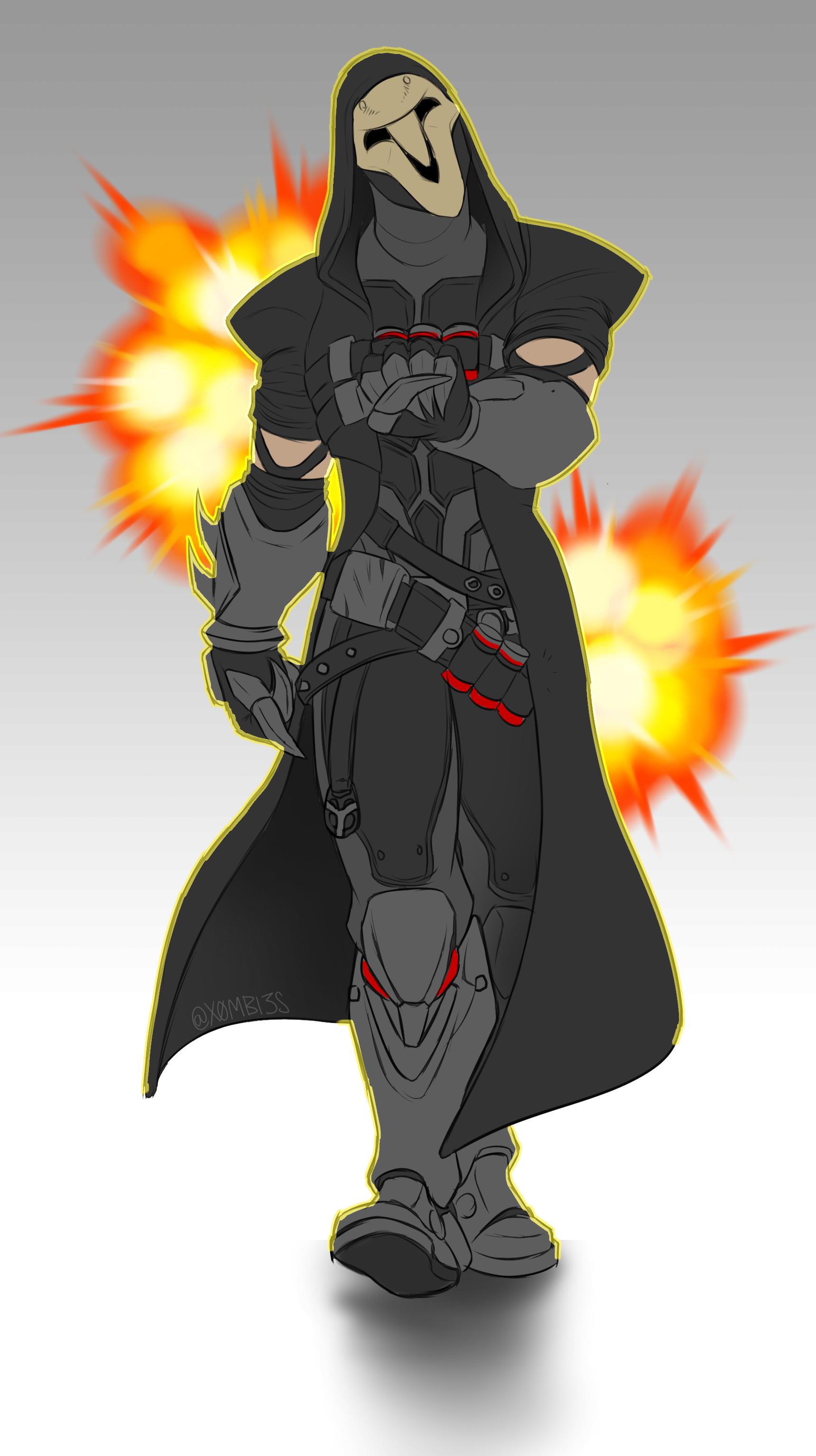 Happy Leo Reaper