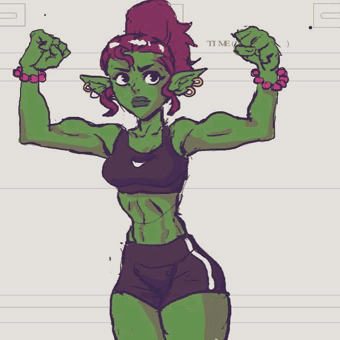 Muscle Elf