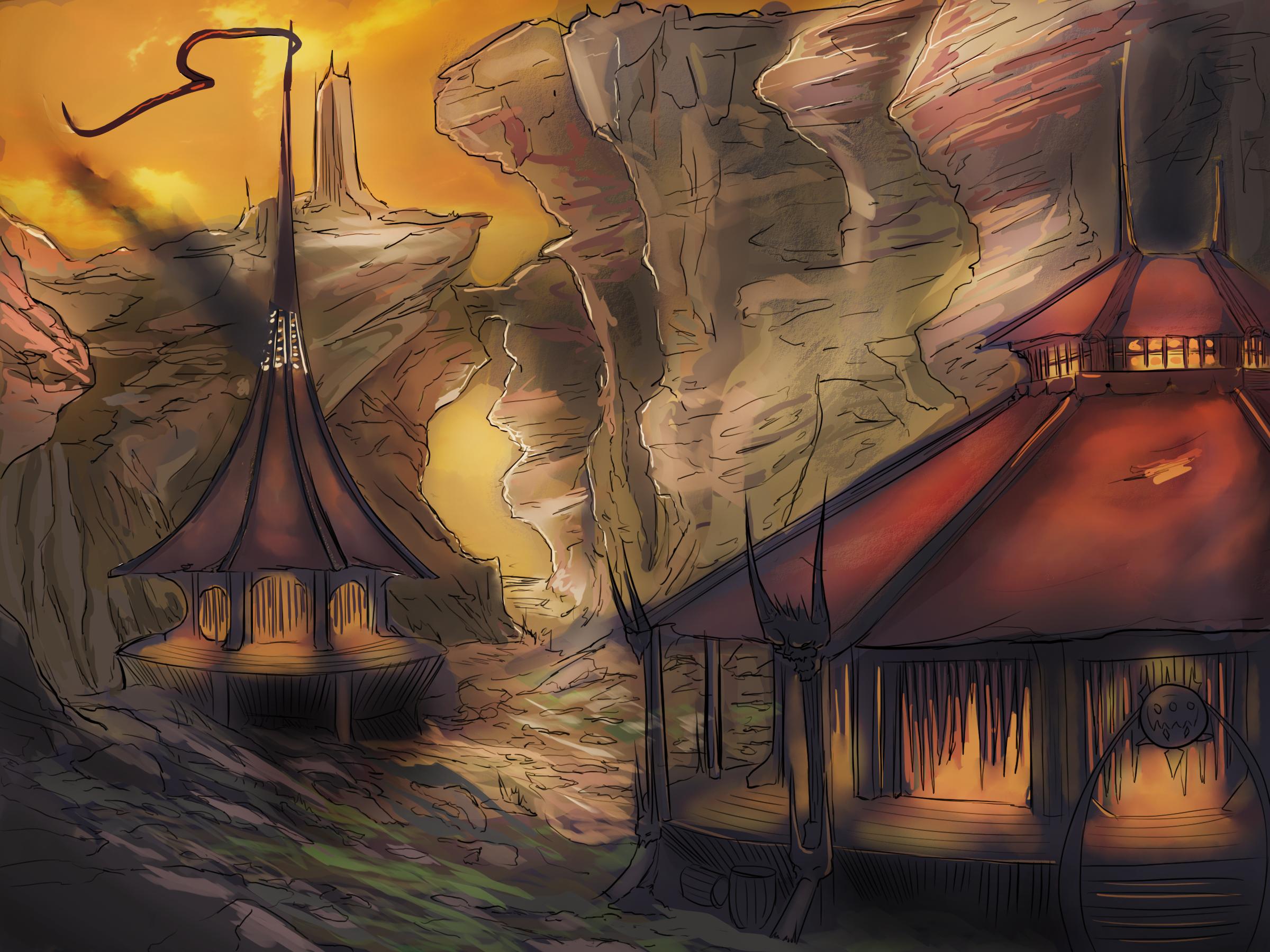 bandit hideout