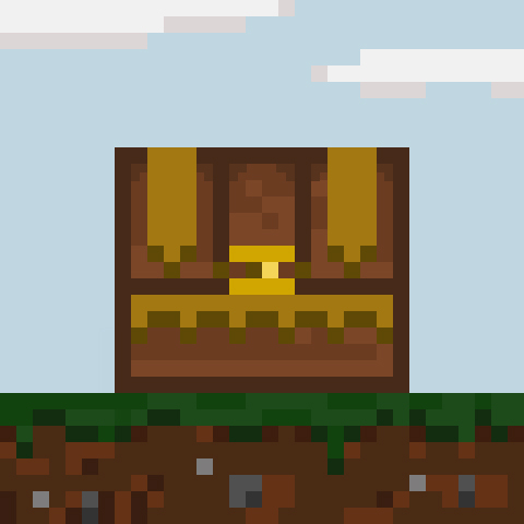 PixelArt Chest