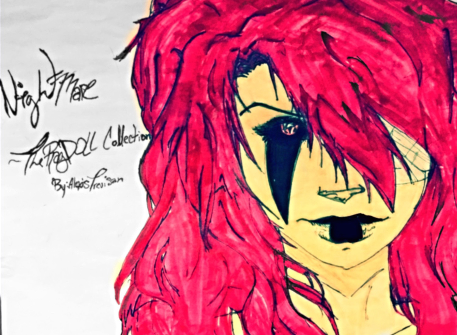 Nightmare~ TheRagDOLLCollection