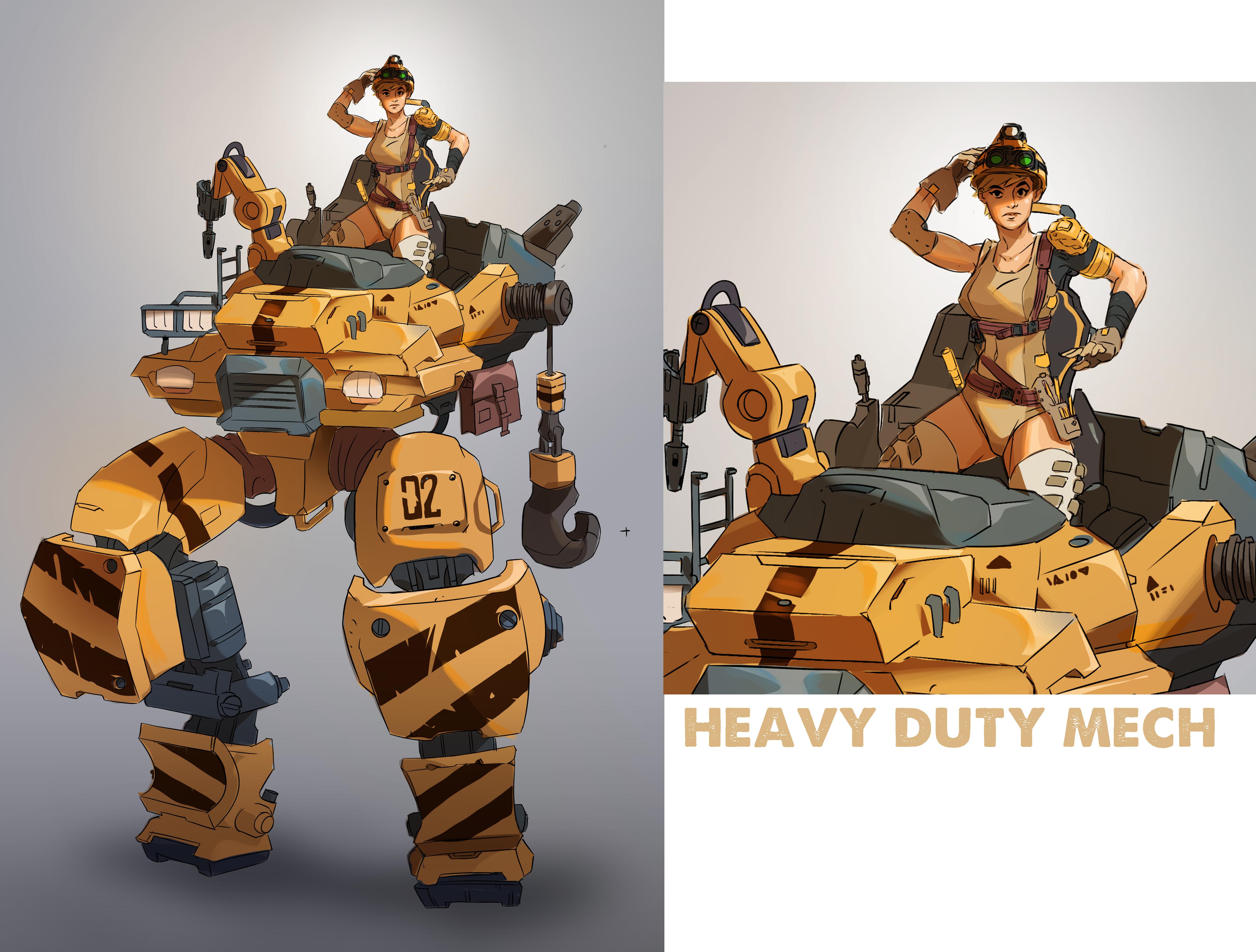 Heavy Duty Mech