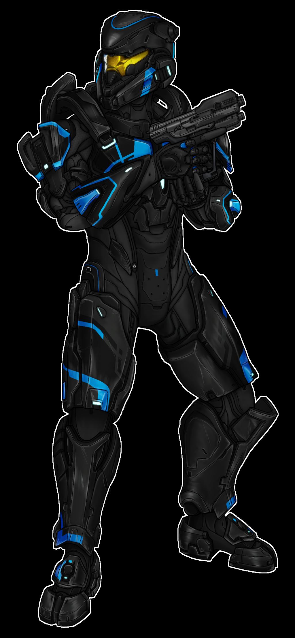 Commission - Spartan NanoDefiant