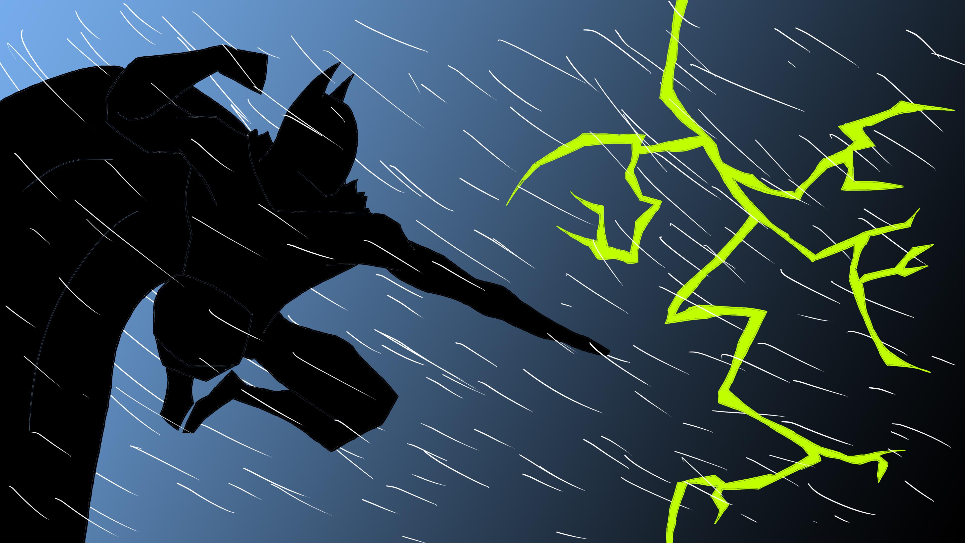Batman pose based of TDKR refined