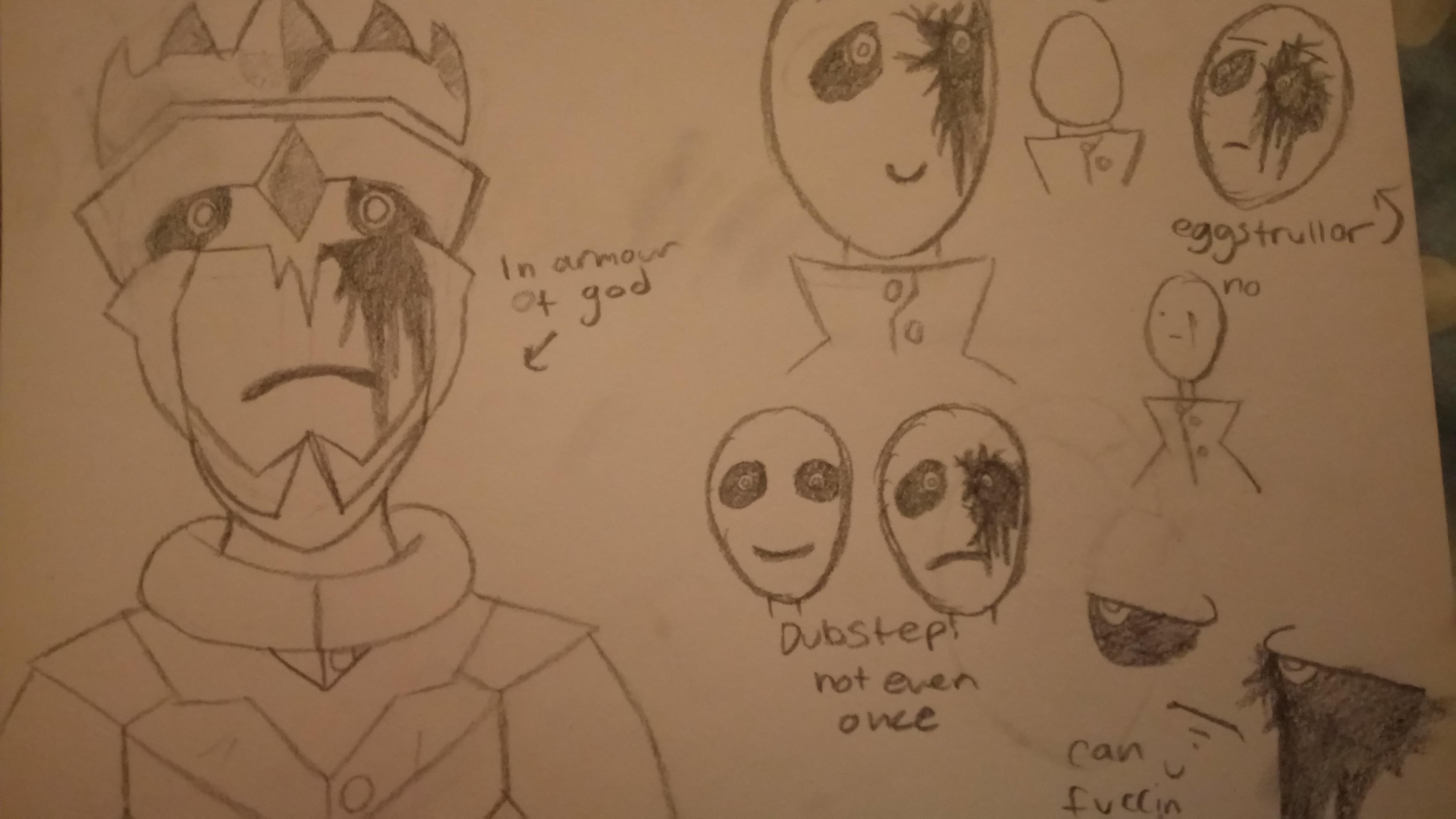 Xtrullor doodled