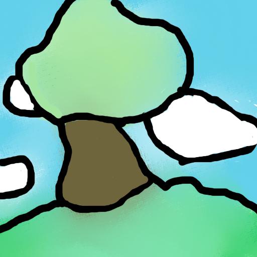Senic Tree Art