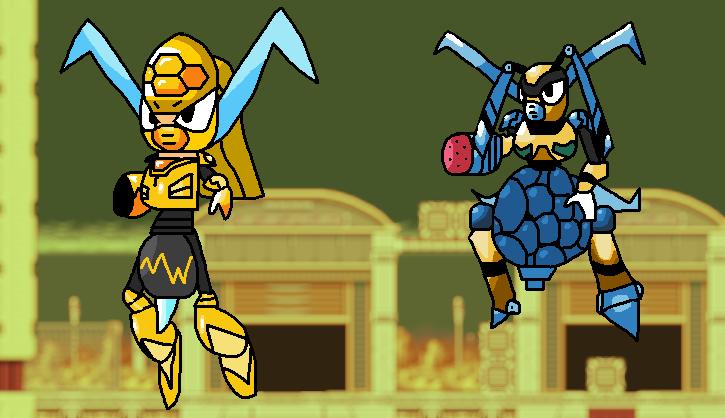 Hornet and Hornetys