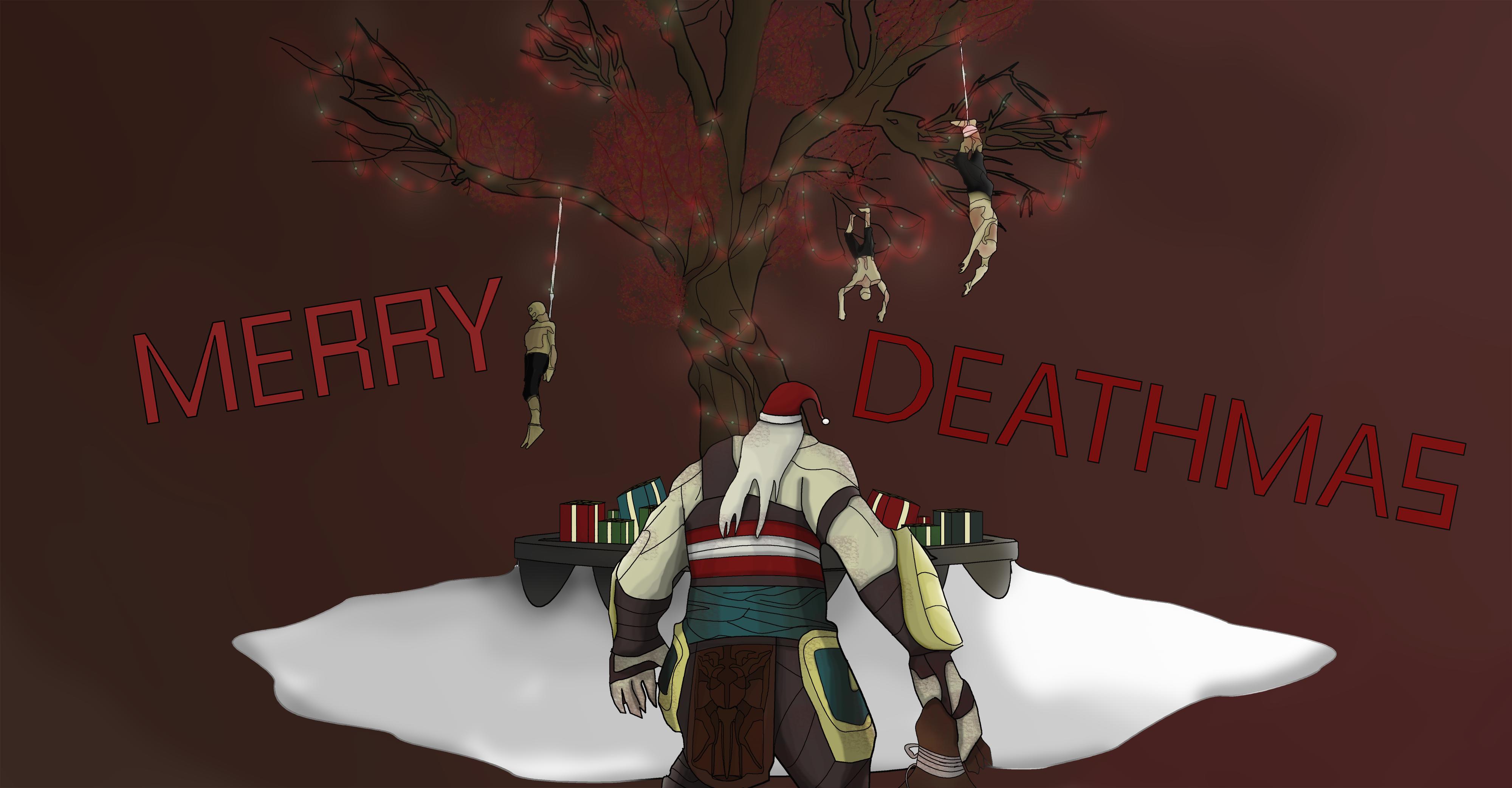 MERRY DEATHMAS!