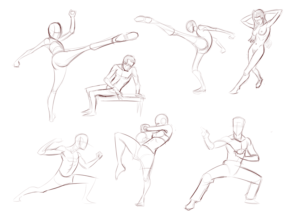 Figure Drawing 001