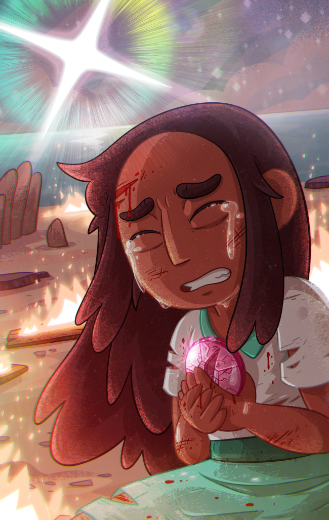 Connie - The Second Gem War