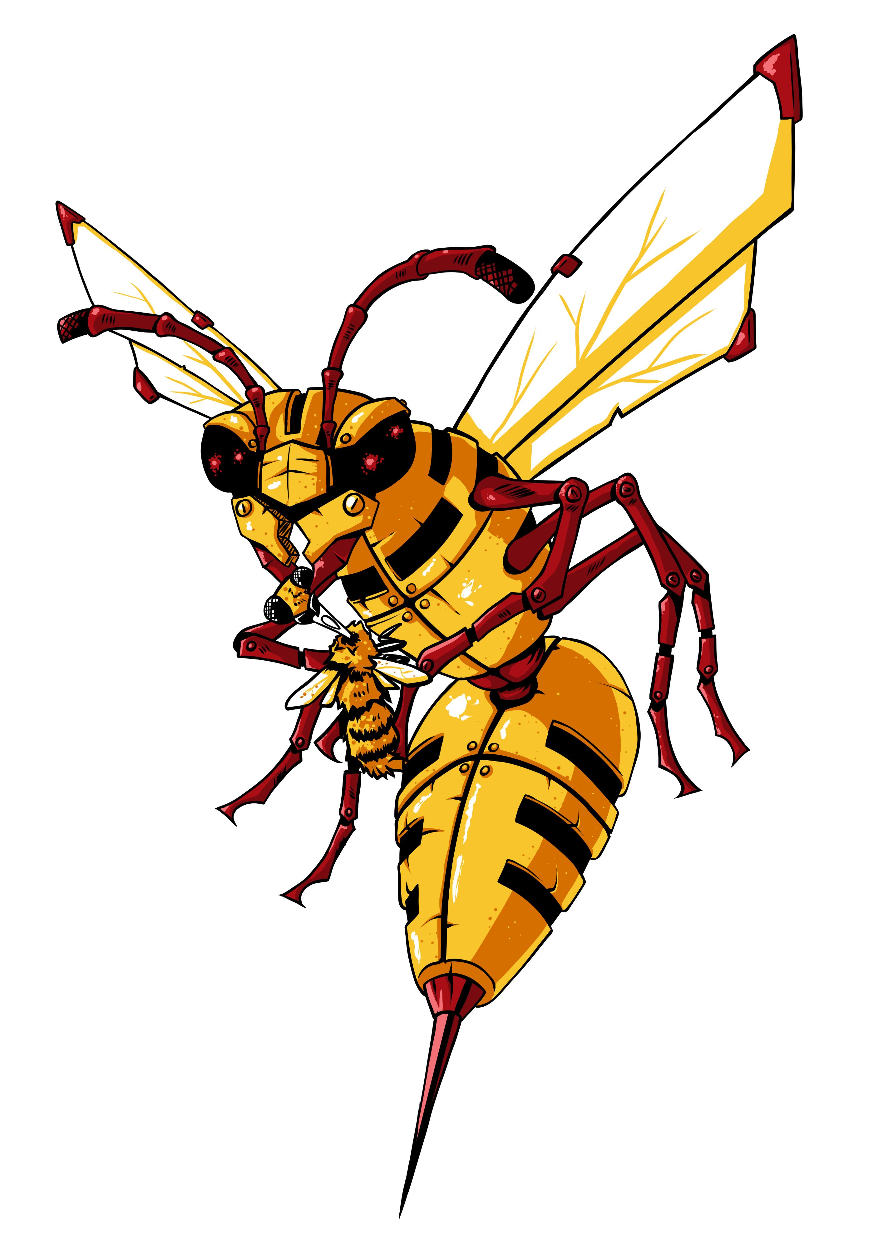 Robot Hornet