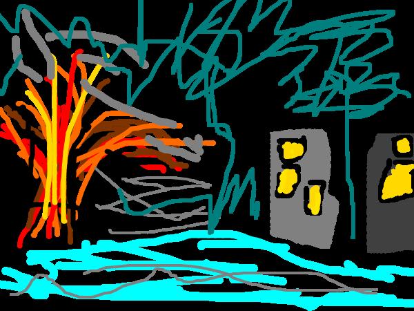 Random Atom B Scene