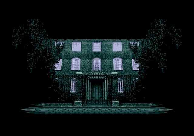 west mansion
