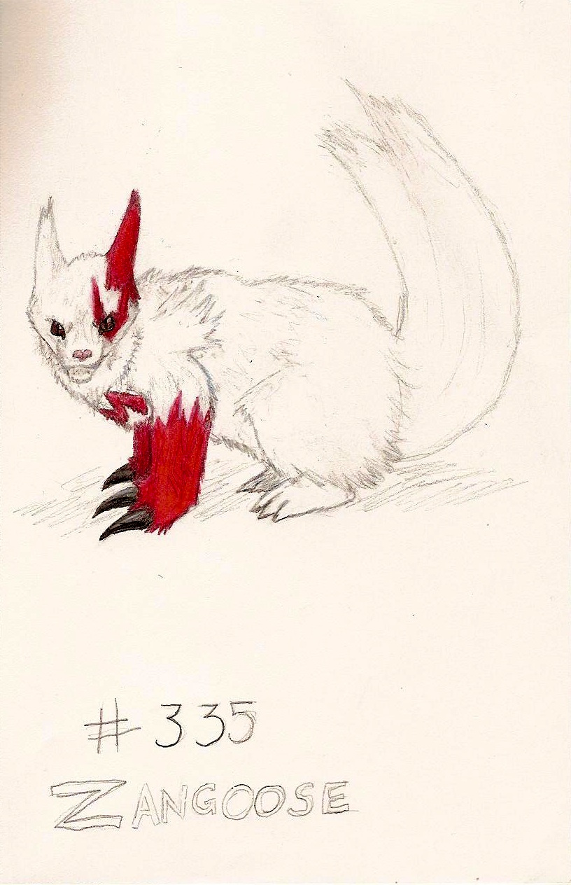 #335: Zangoose