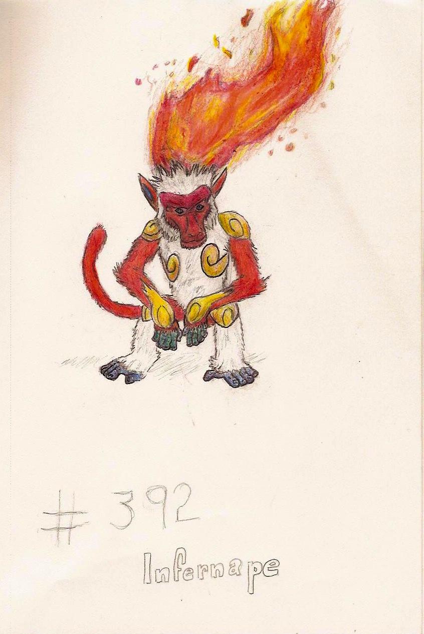 #392: Infernape