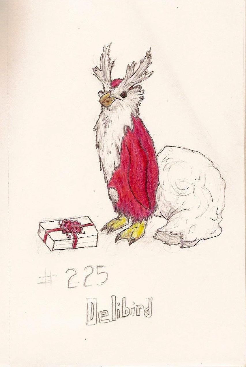 #225: Delibird