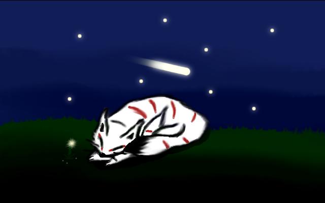 Touzokogami's Nightime Wish