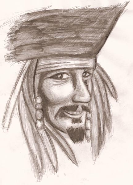 The Captain's Portrait