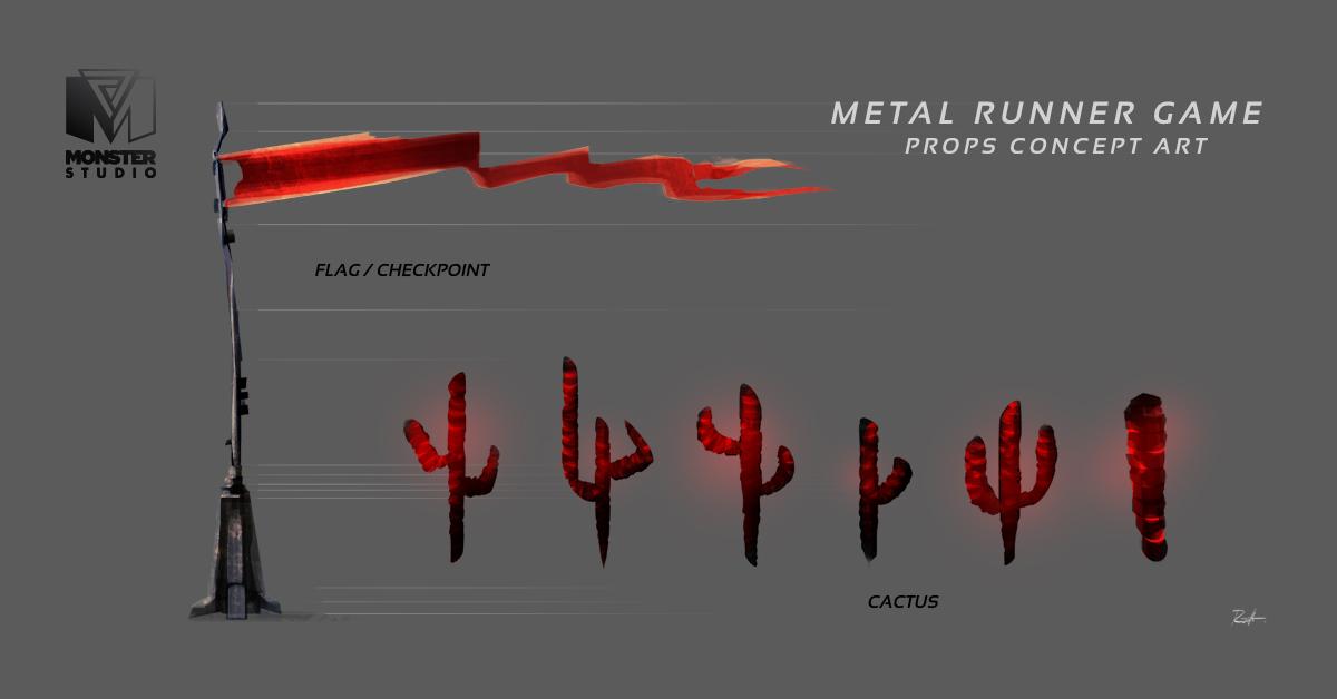 Props - Concept Art