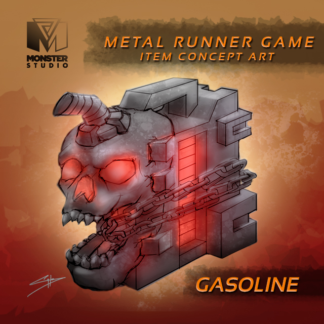Gasoline - Concept Art