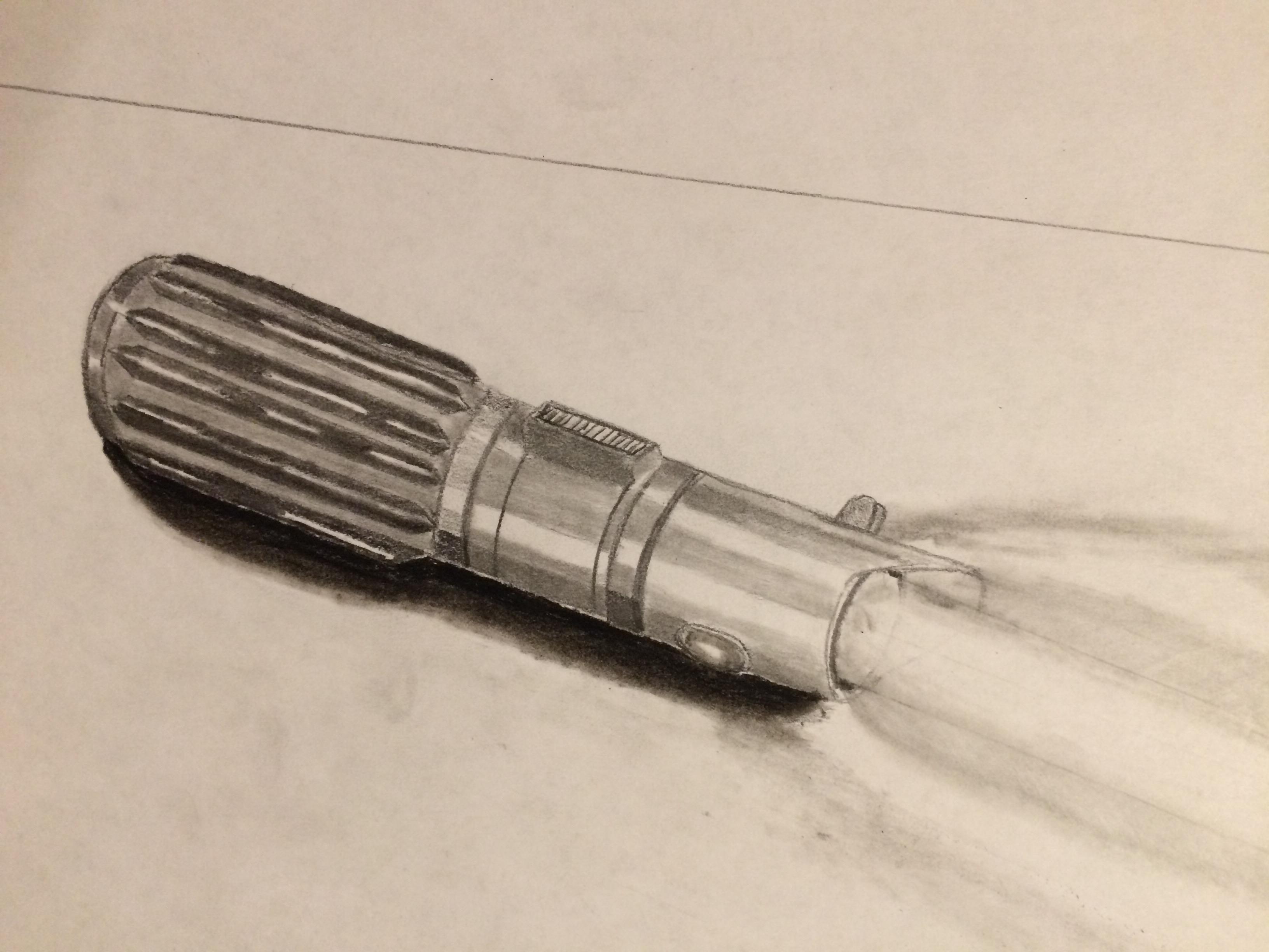 Pencil Lightsaber