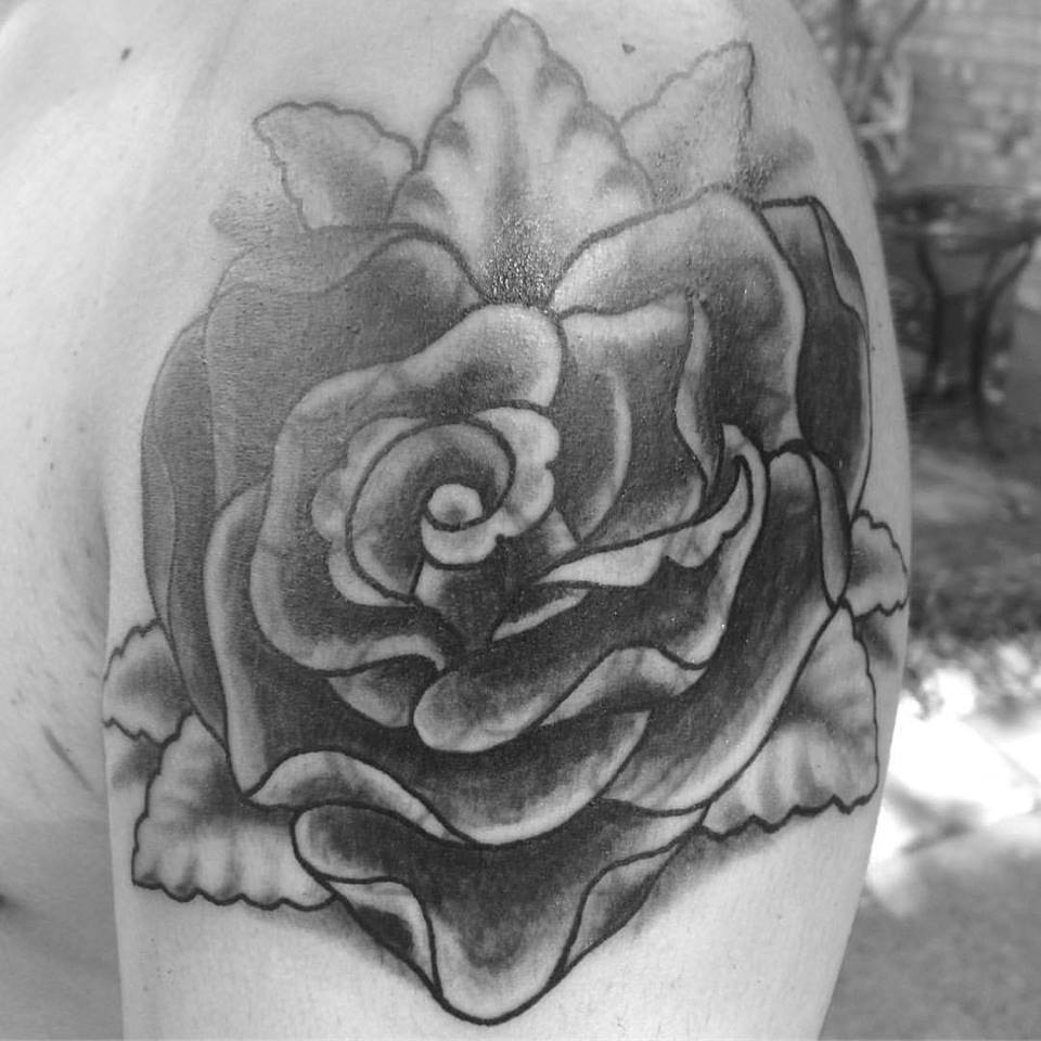 cover up heart rose