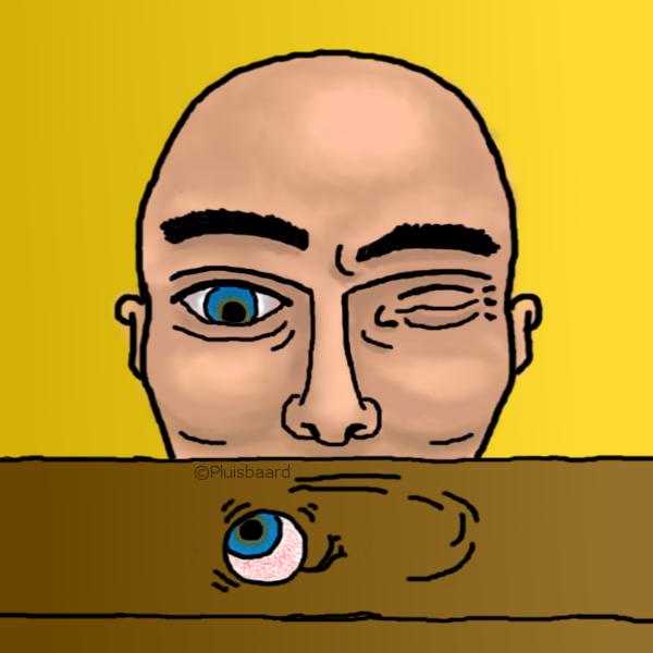 Roloog (Rolling eye)