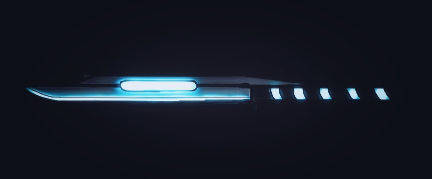 Plasma sword 2.0