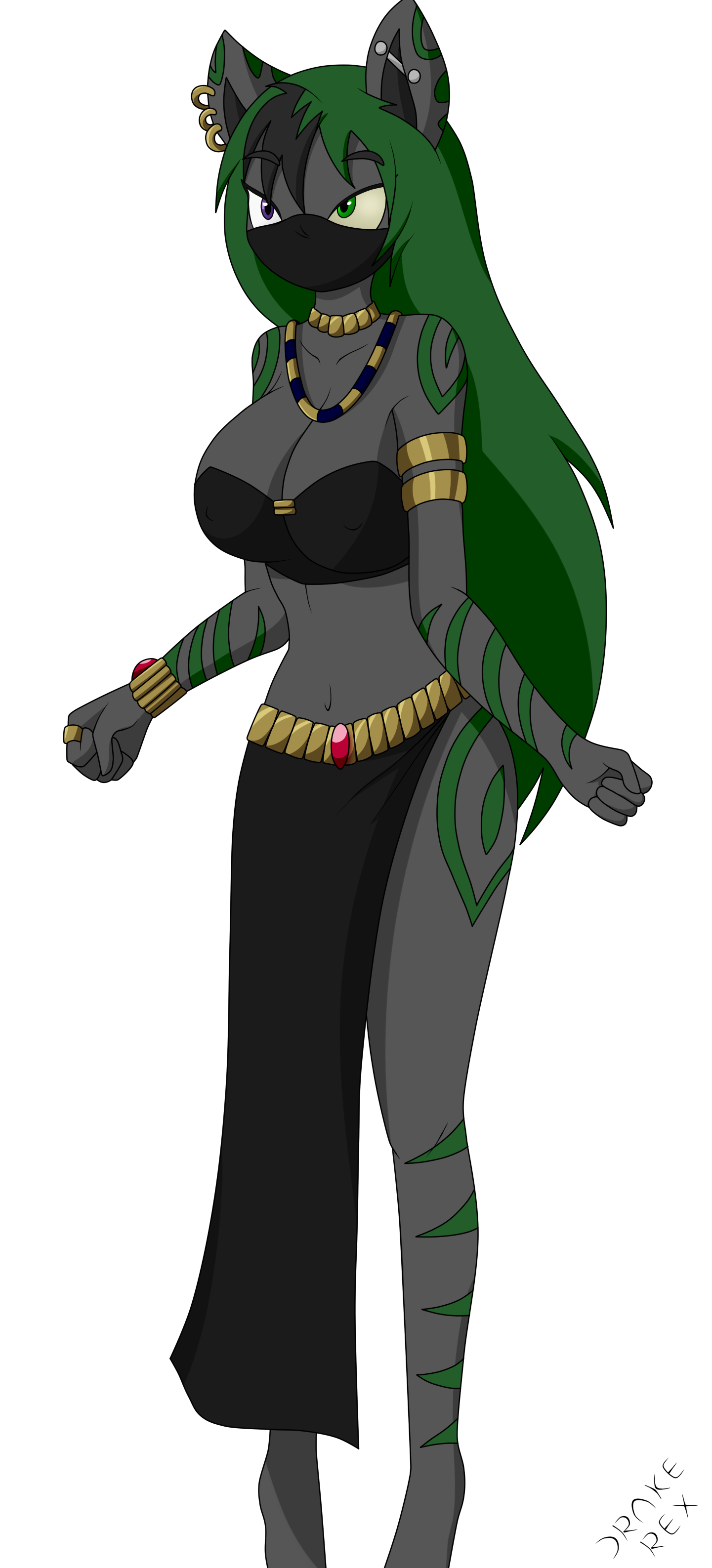 (character in progress) Mist