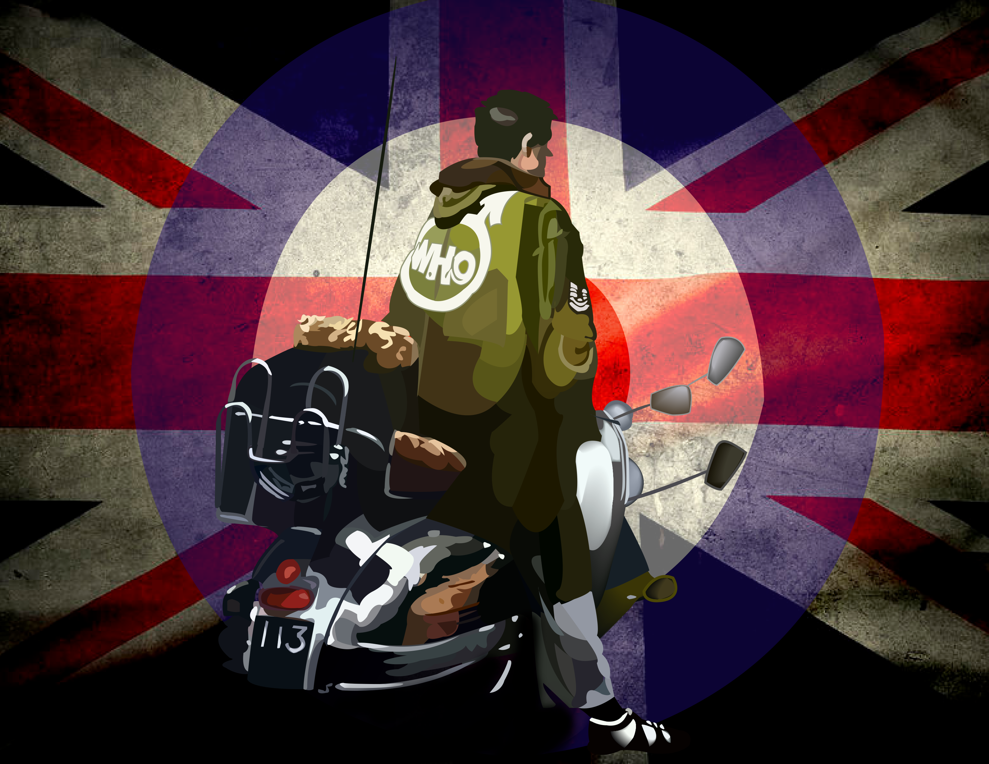 Quadrophenia Album art