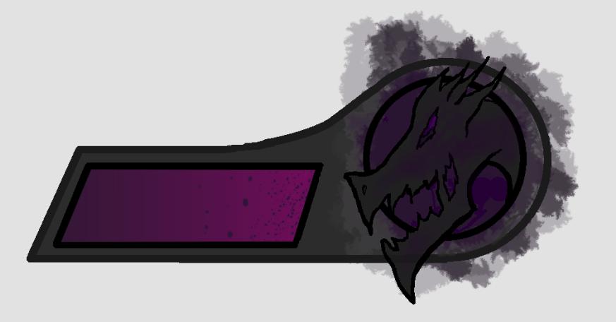 Dragon Miniboss Healthbar (Concept Art)
