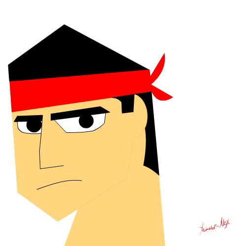 Animator-Alex (samurai jack style)
