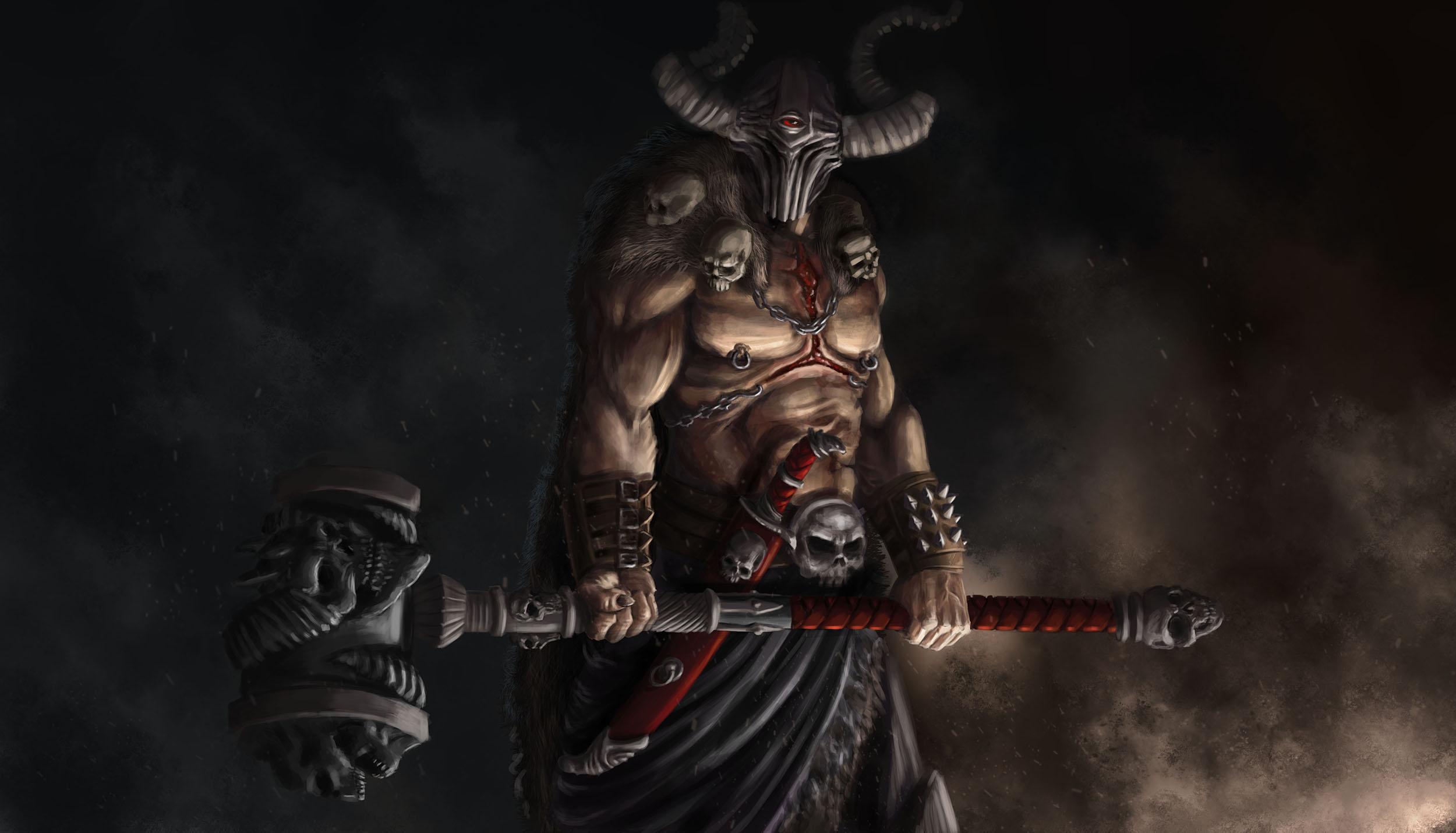 Daemon of Malice