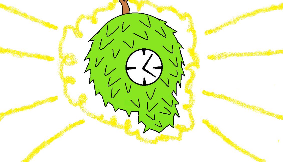 The Soursop Clock