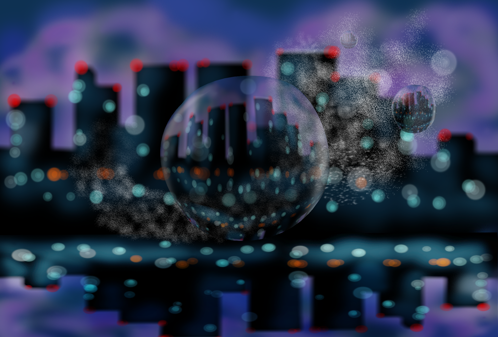 Bubble Road