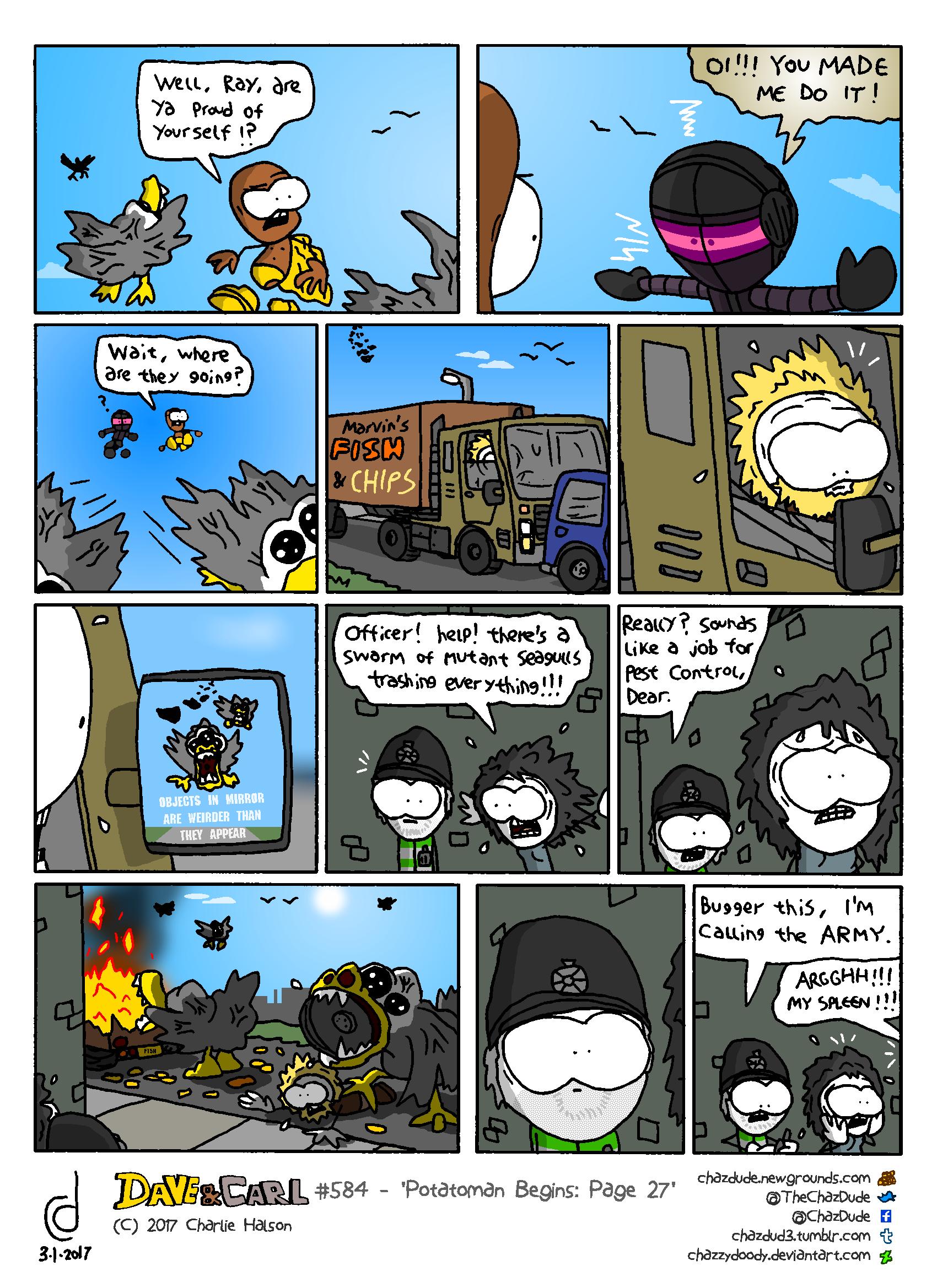 Potatoman Begins: Page 27