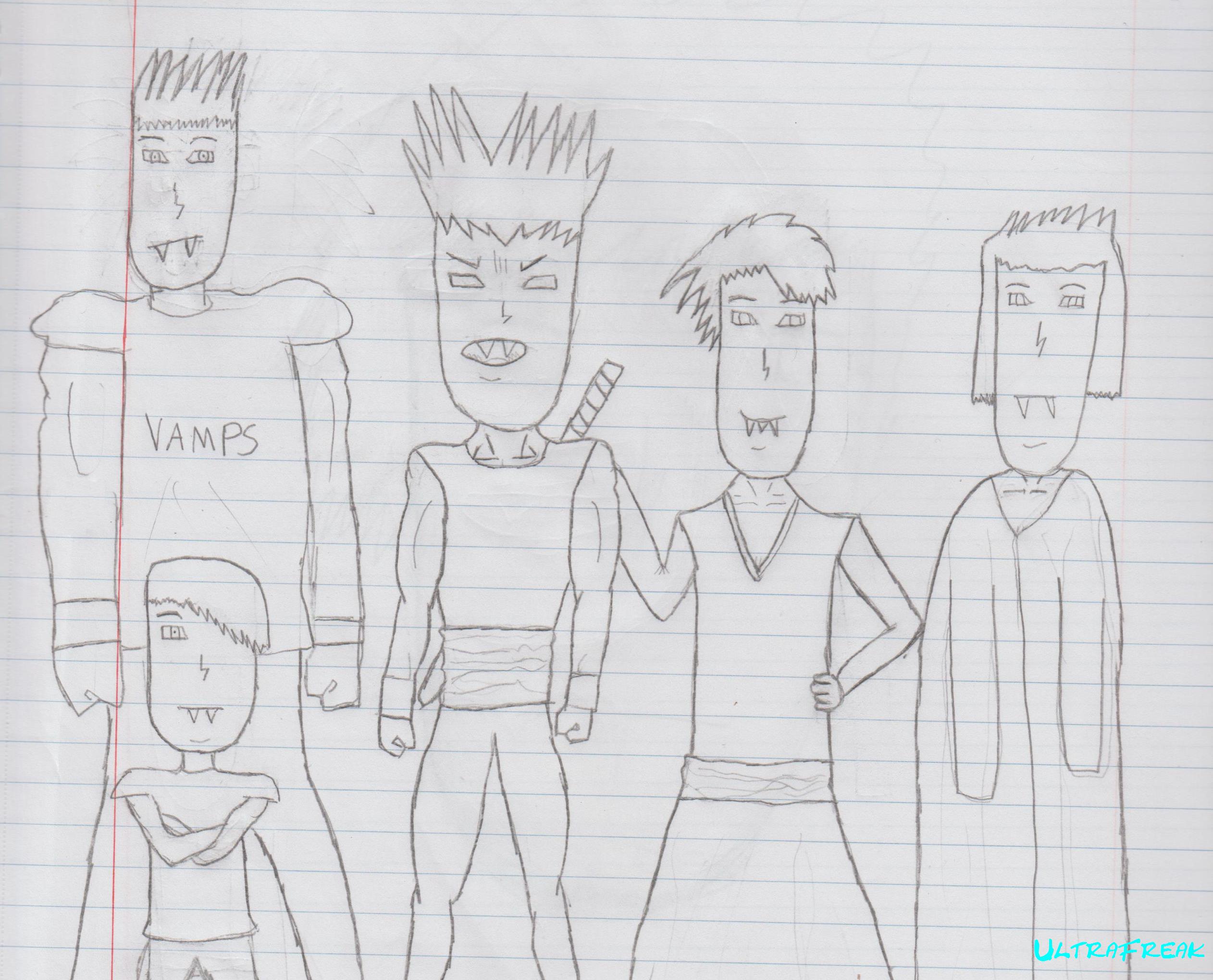 Vamp Crew