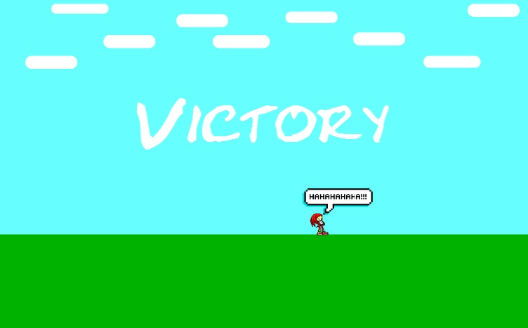 Knuckles' Victory