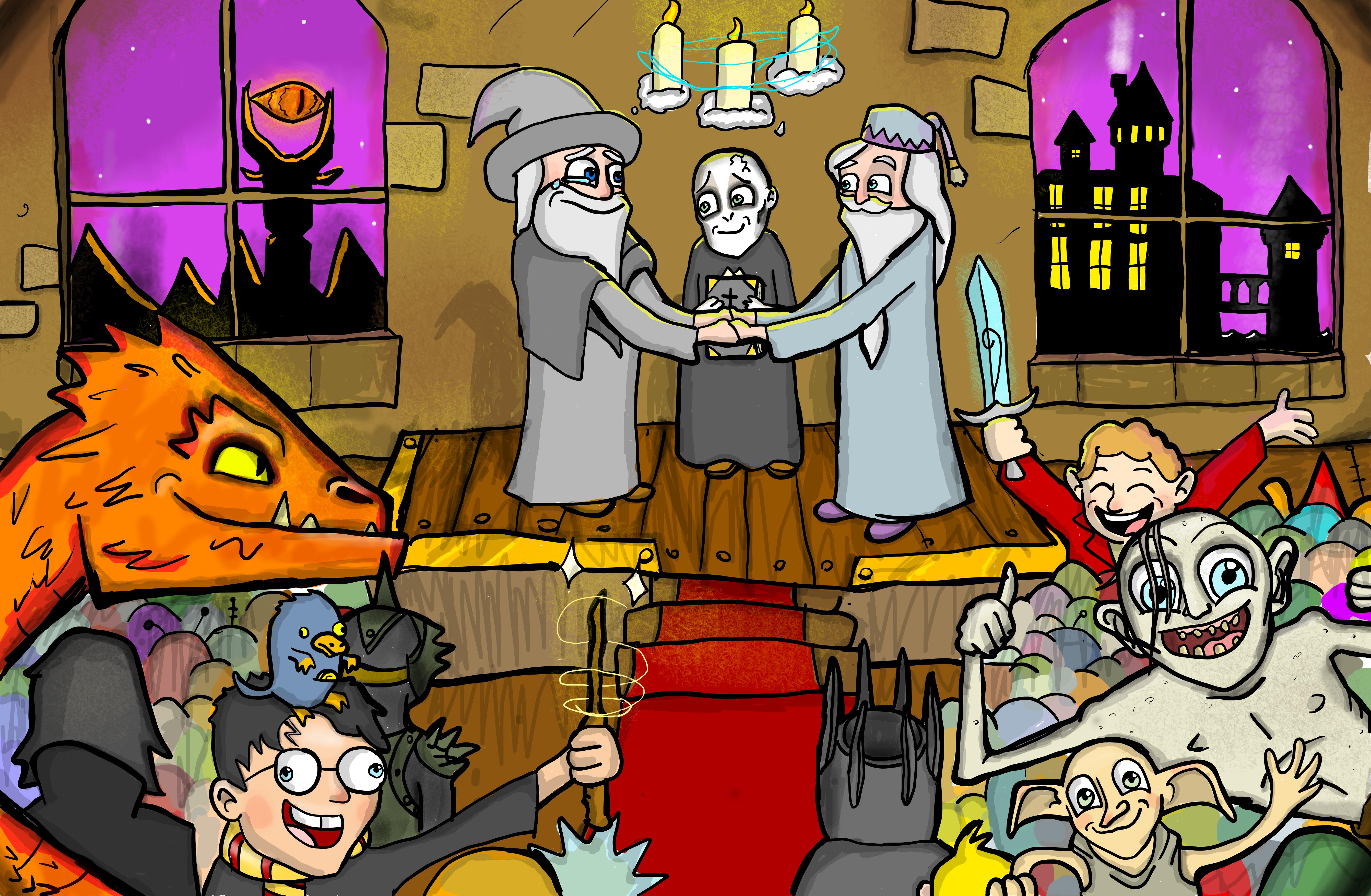 Wizardmarrige