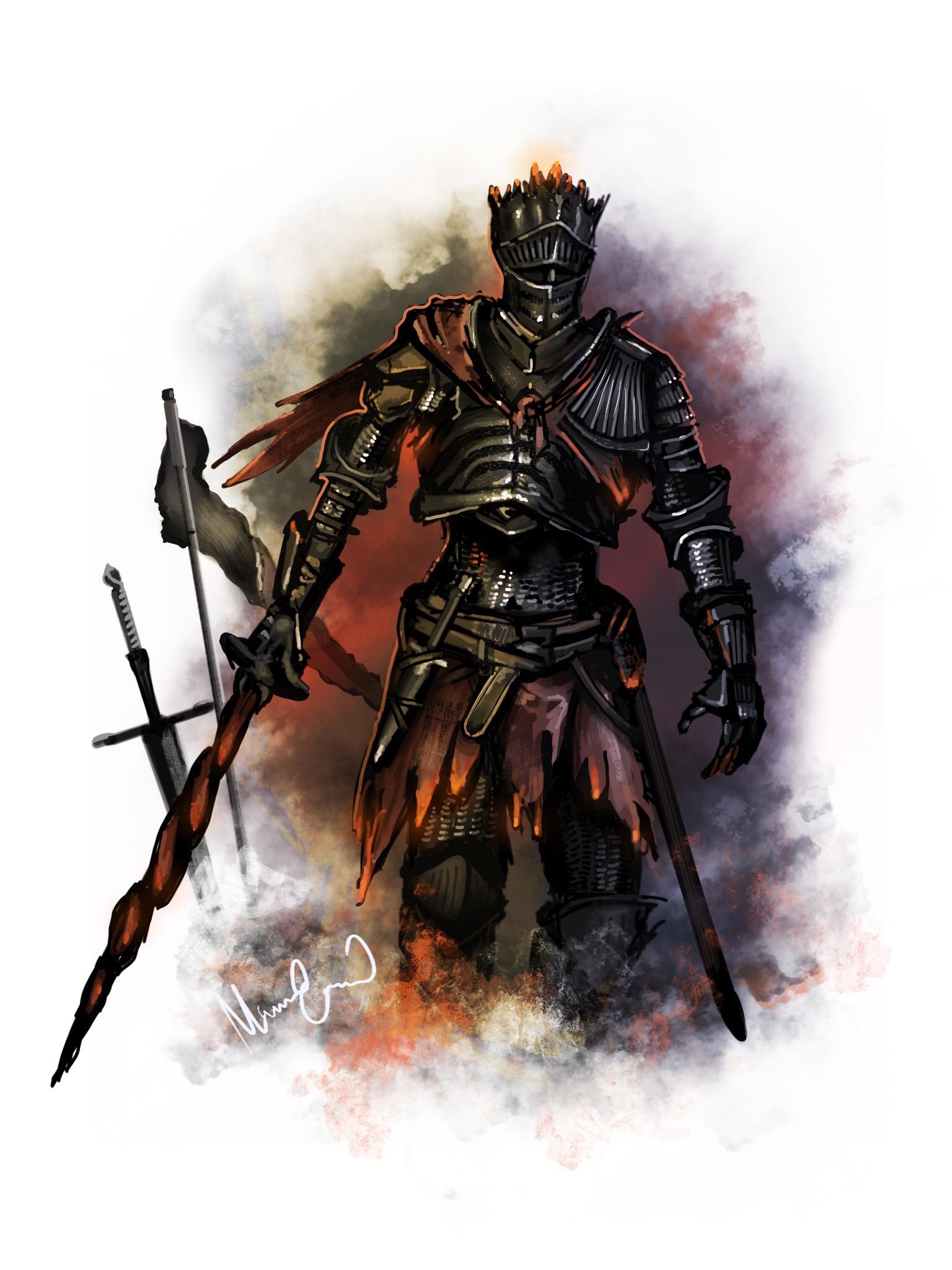 Soul of Cinder (Dark Souls 3)