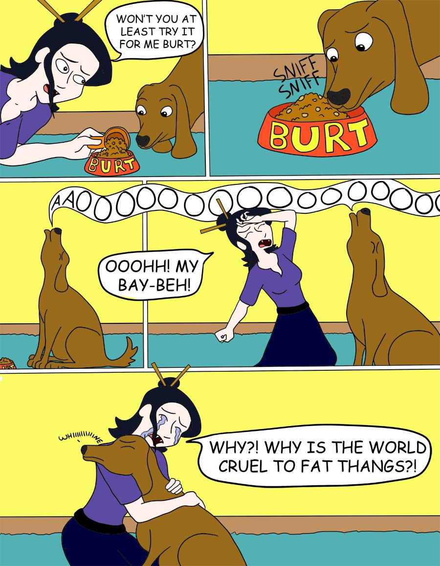 Wilford Brimley Dog 3
