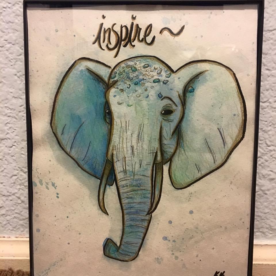 Inspire the Elephant