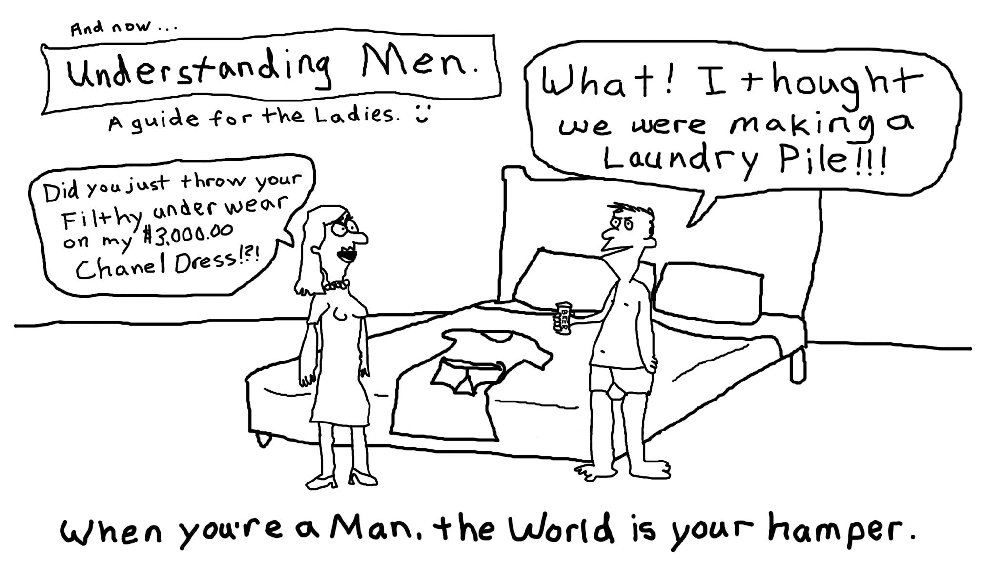 Understanding Men #2