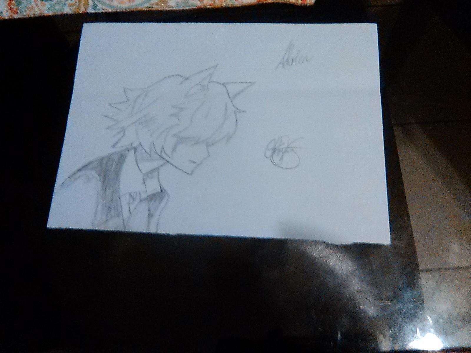 Adrien the Werewolf