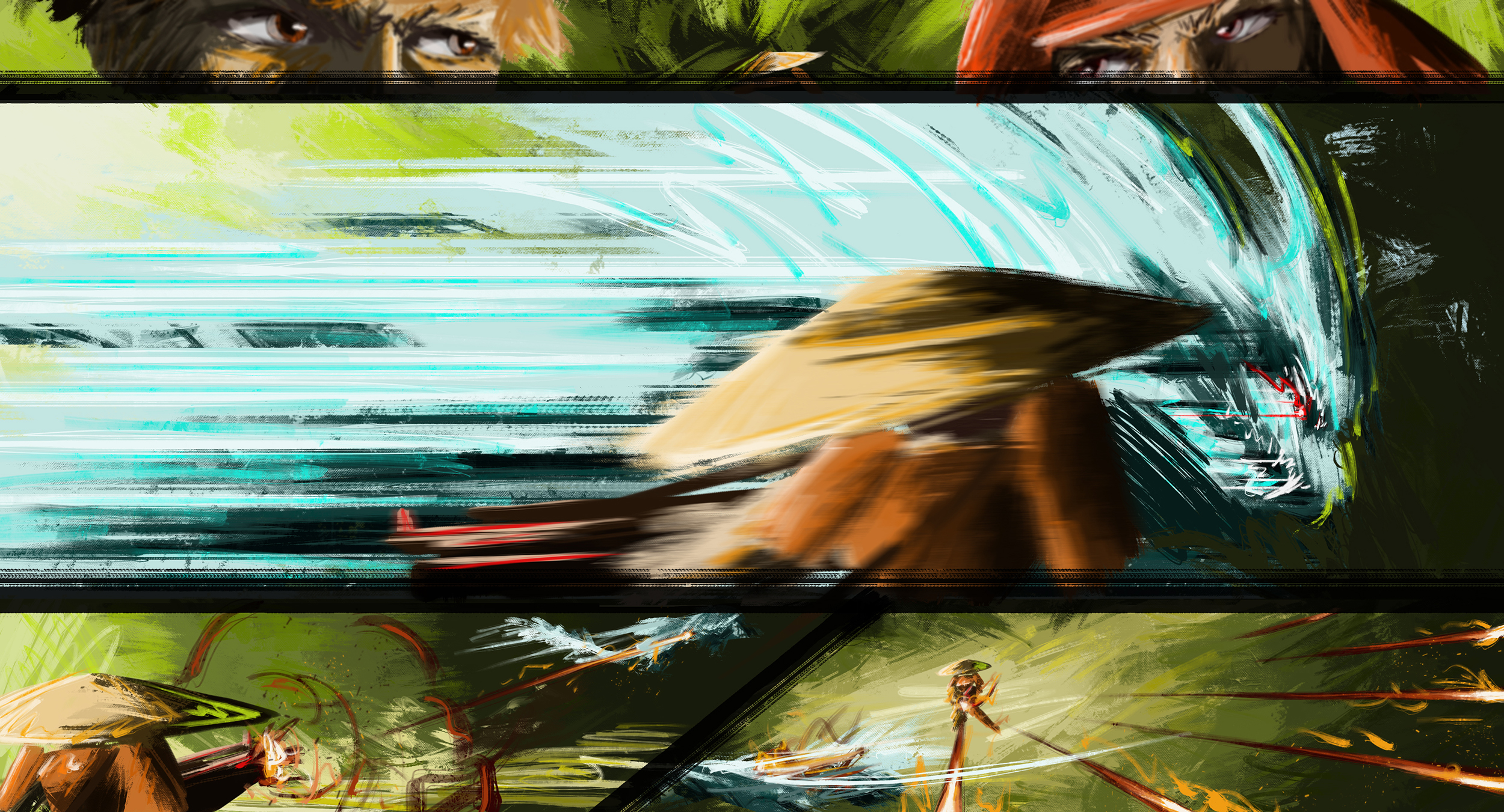 Attack - 03 - The pillar's Beast II