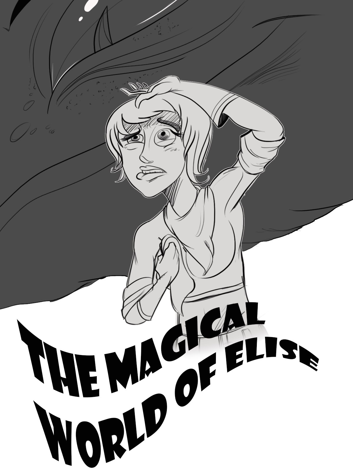 The world magic of elise SKETCH :D!