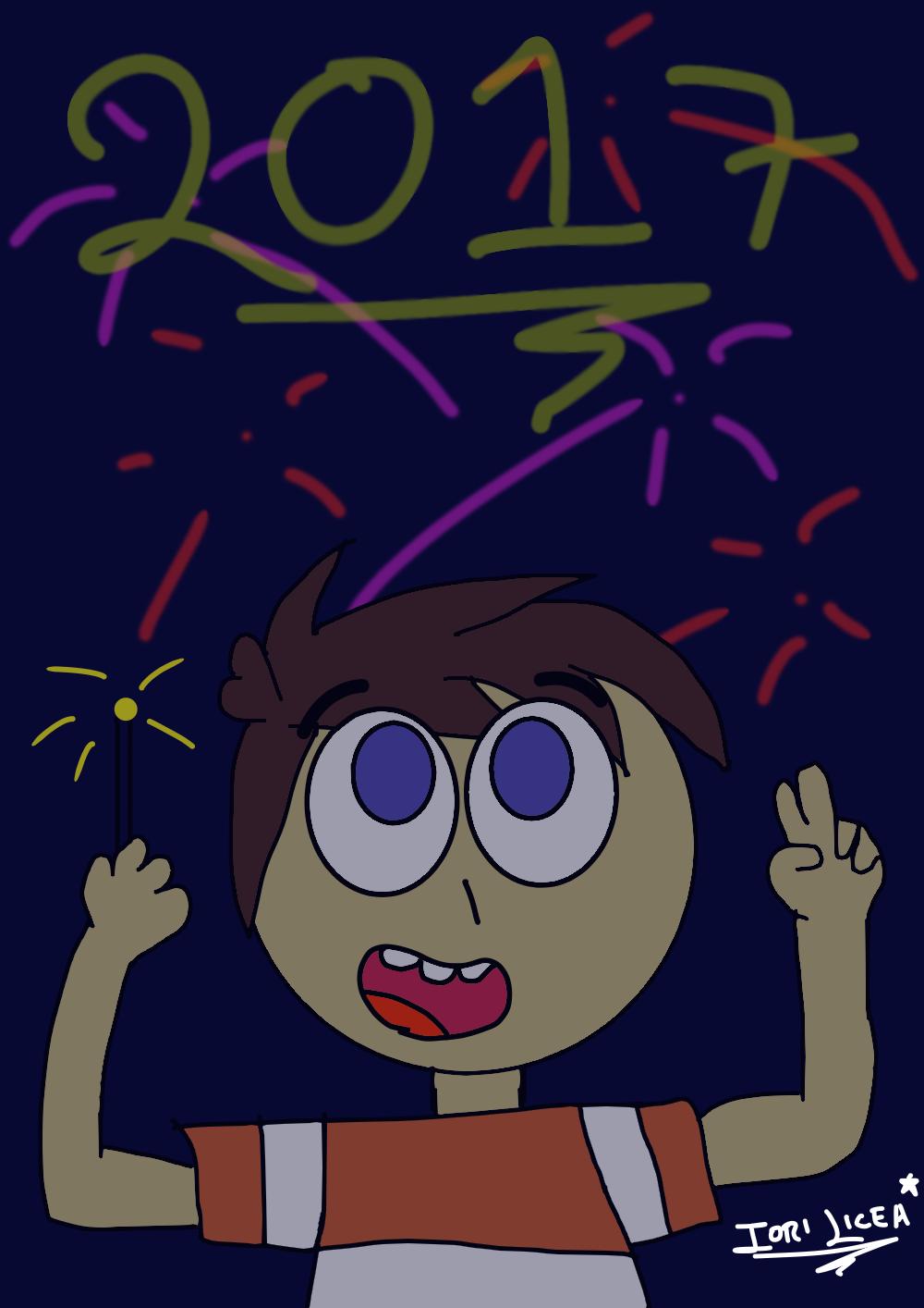 Happy New Year - December 2016