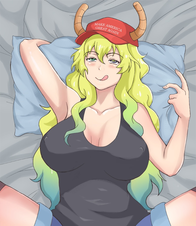 Make Dragon Maids Great Again