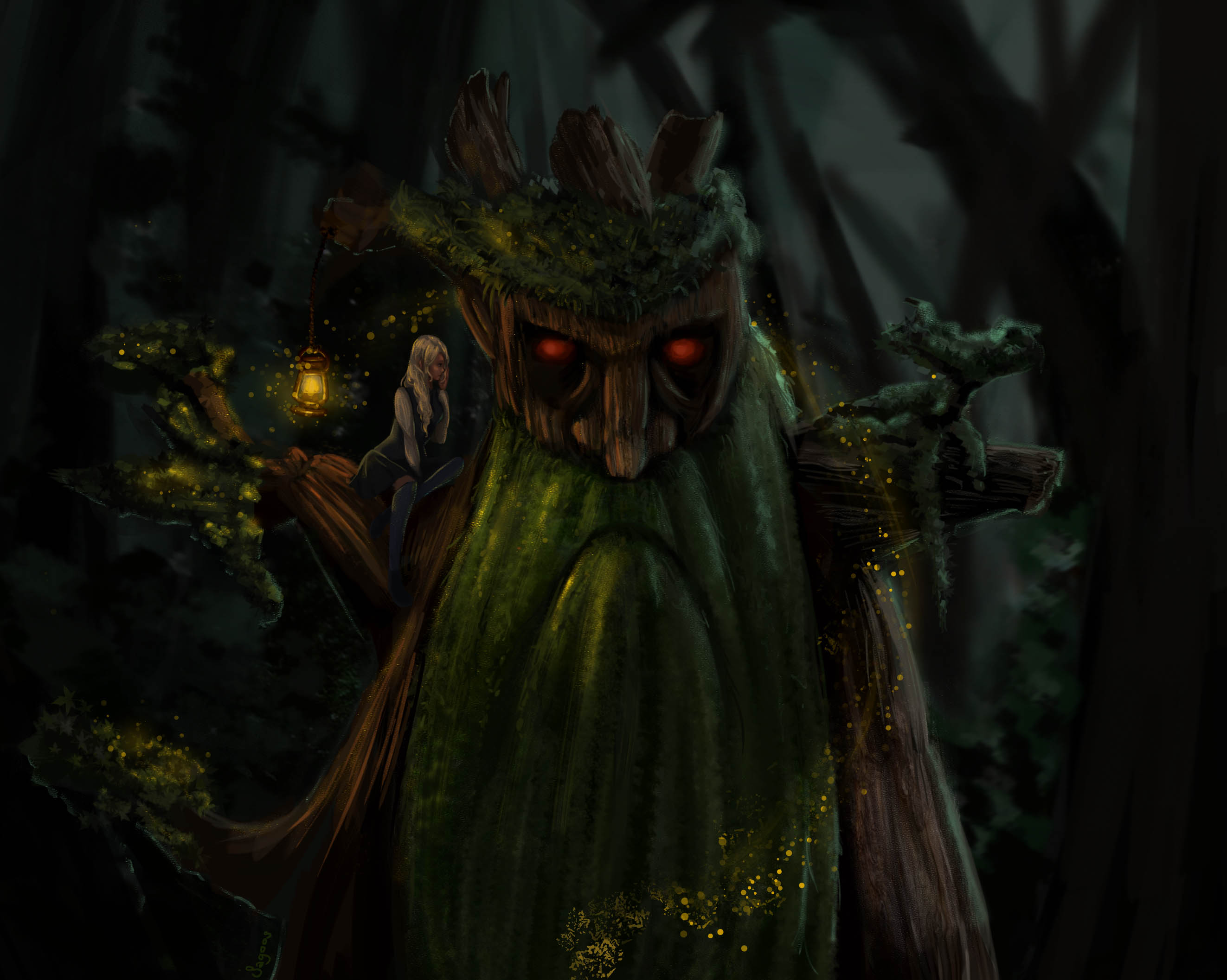 A Forest Whisper (COTMLOTH)